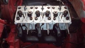 deelrevisie 3L79 Guldner G serie motor G30/G35/G40