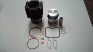 cilinder/zuiger kit L79 Guldner motoren